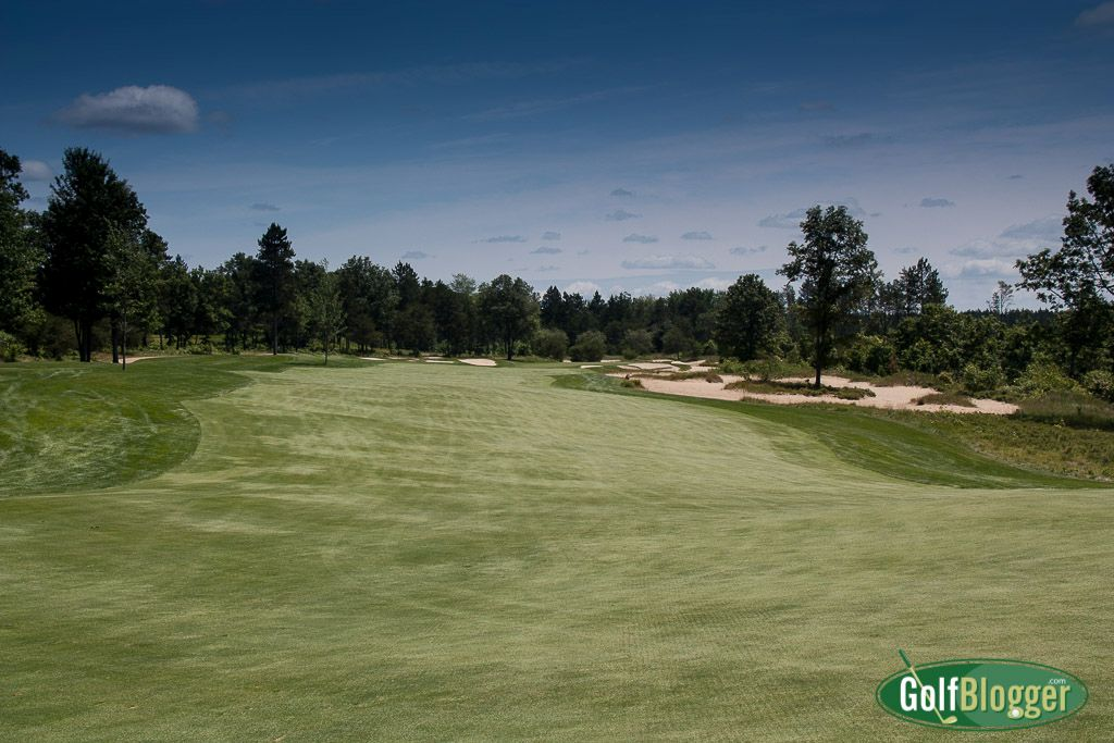 Forest Dunes Fifth Hole Middle
