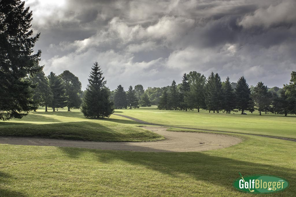 Rolling Meadows Seventh Hole