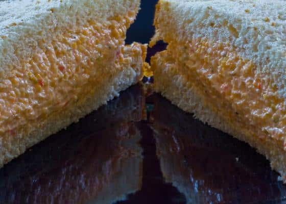 Masters Traditions: Pimento Cheese Sandwiches