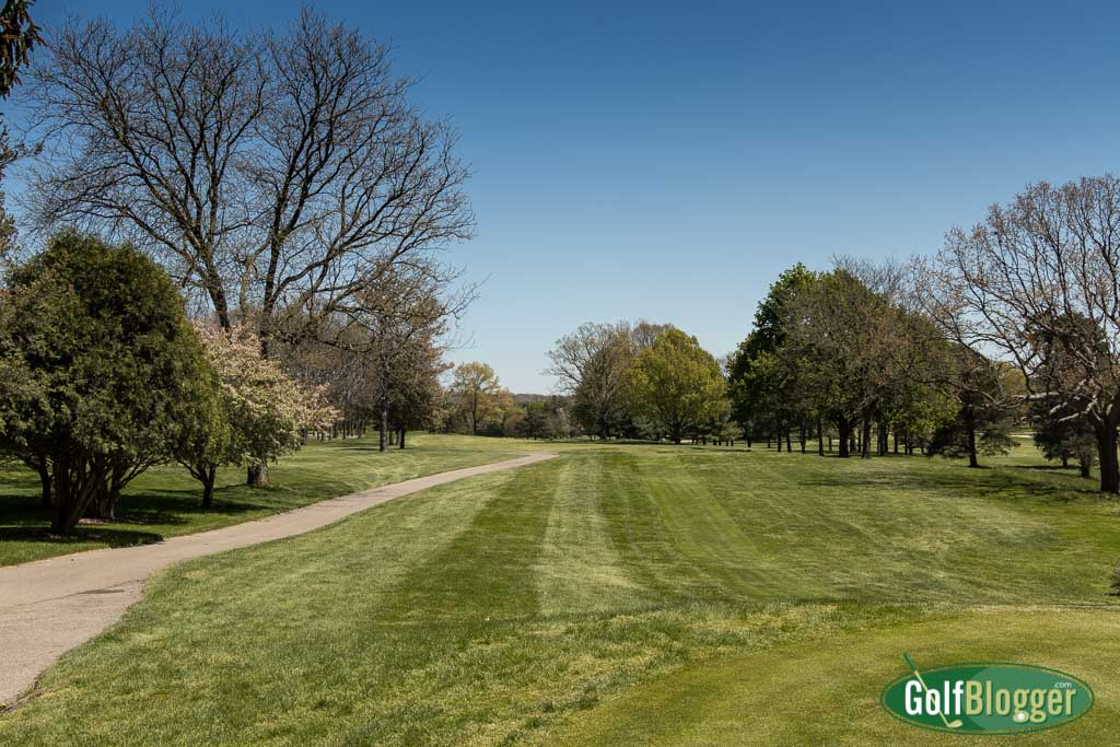 Blythefield Country Club Golf Course Review