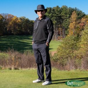 Galvin Green Dash Pullover Review