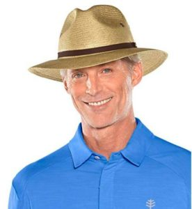 Coolibar Fairway Golf Hat