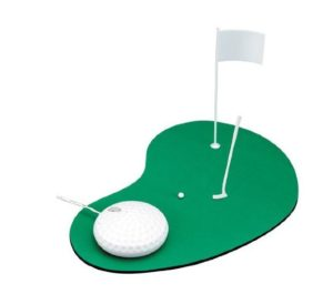 Golf Themed Mouse and Mousepad