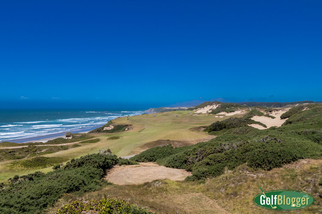 Pacific Dunes Golf Course Review and Appreciation