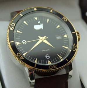 Limited Edition Masters Watch